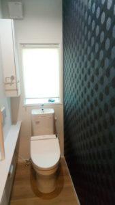 わが家の手洗い付きロータンク便器