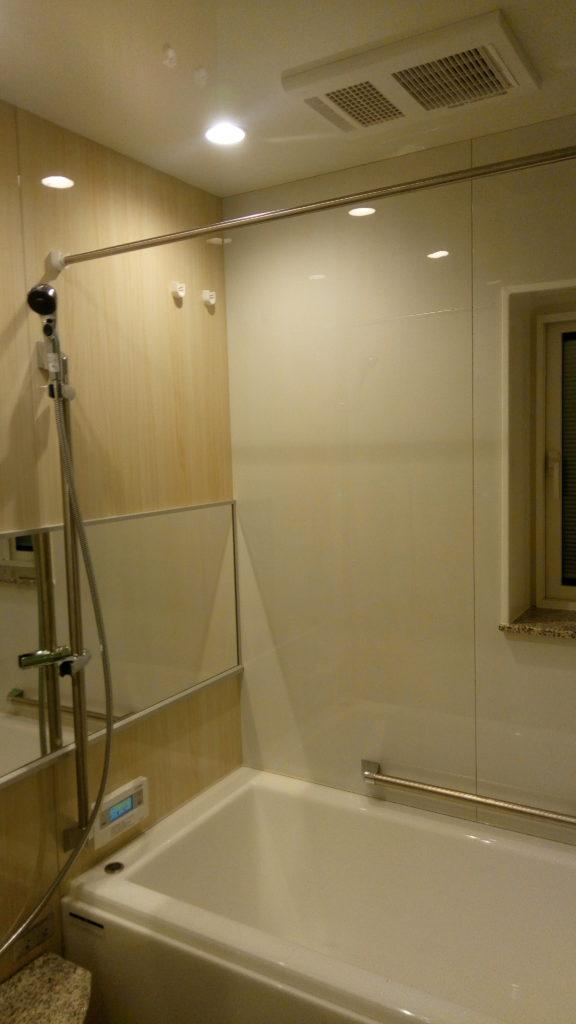 一条工務店i-smartのわが家に採用したi-smart浴室ウッディナチュラル♪