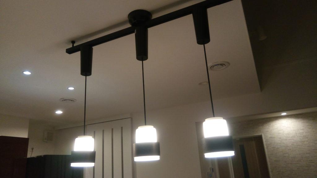 わが家に採用したペンダントライト、パナソニックLGB11065LE1(美ルック)