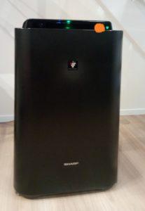 一条工務店i-smartわが家のメイン加湿器(シャープKC-E50)