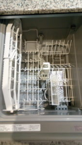 標準仕様の食洗機
