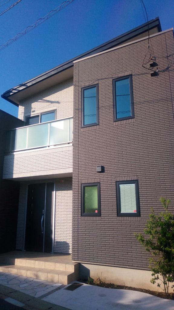 わが家に採用したハイドロテクトタイル