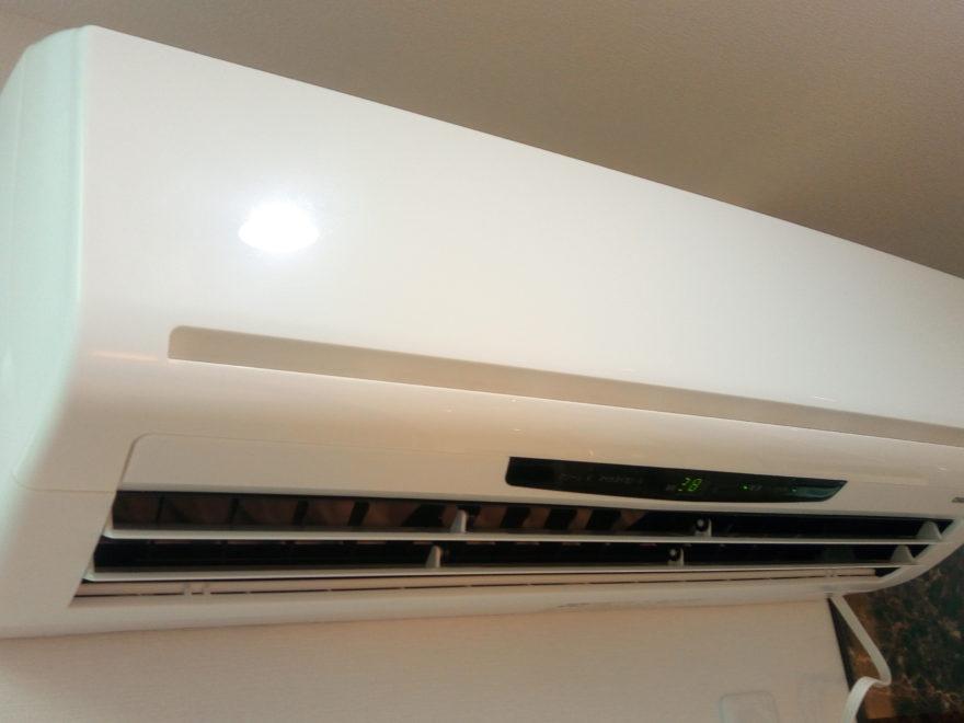 一条工務店アイスマートの標準仕様エアコン