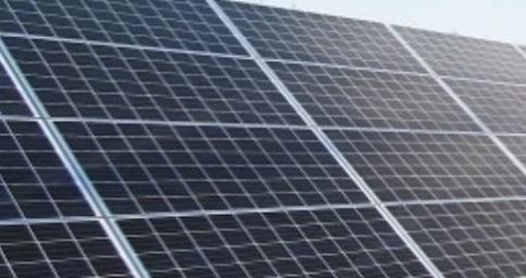 太陽光発電のソーラーパネル