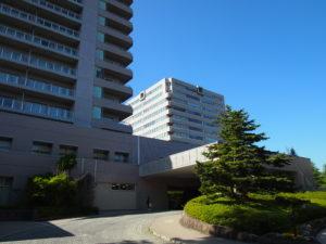 ホテルエピナール那須の外観