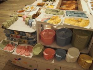 子ども用の食器がかわいい!