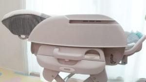新生児~は簡易ベッドとして使用